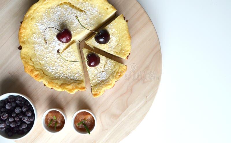 Domowej roboty wyśmienicie śniadanie obrazy royalty free