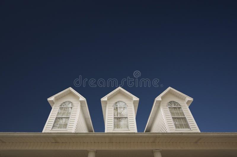 domowi dachowi okno obrazy royalty free