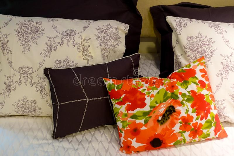 Domowi i biurowi dekoracja artykuły, pojęcie obrazy royalty free