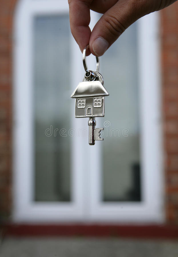 domowi klucze obrazy stock
