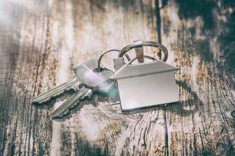 Domowi kluczowi pojęcia fotografia royalty free