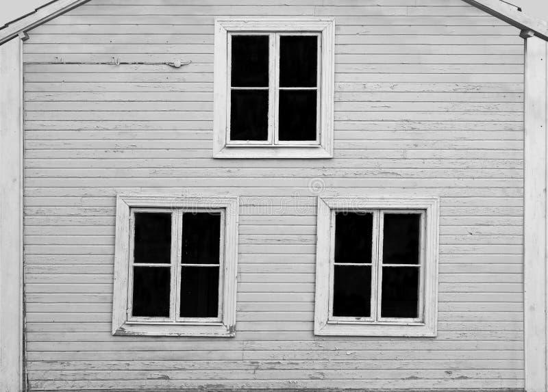 domowy ścienny drewniany zdjęcie royalty free