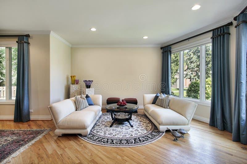 domowy żywy izbowy podmiejski zdjęcie stock