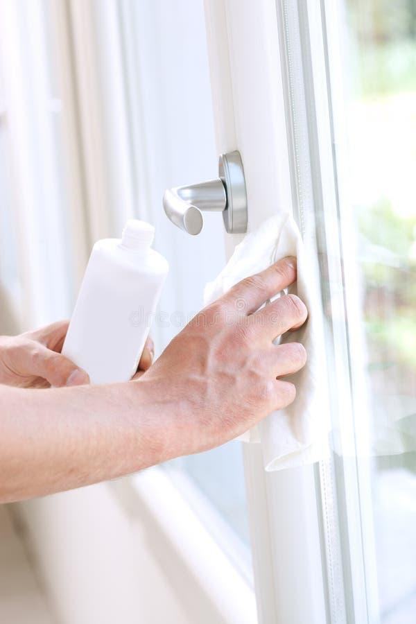 Domowy cleaning zdjęcie royalty free