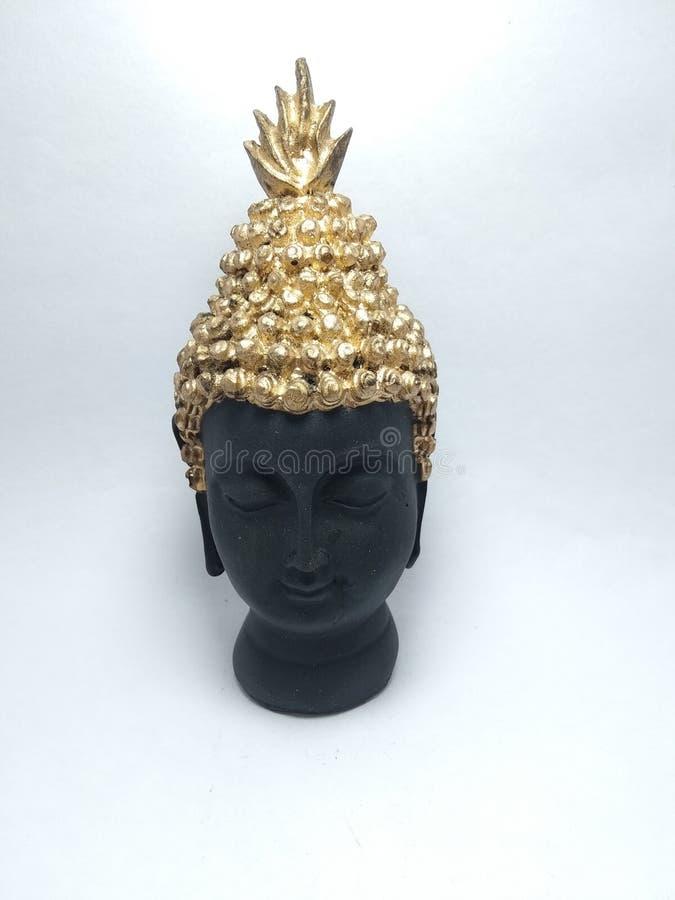 Domowy dekoracyjny Buddha zdjęcie royalty free