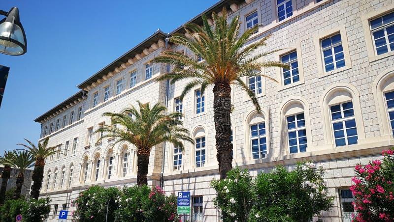 Domowy Dubrovnik obraz stock