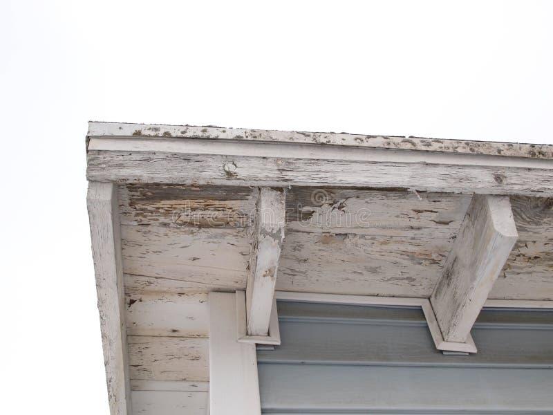 Domowy eave zdjęcie stock