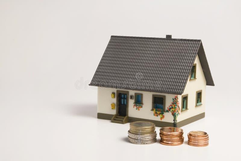 Domowy finansowanie obrazy stock