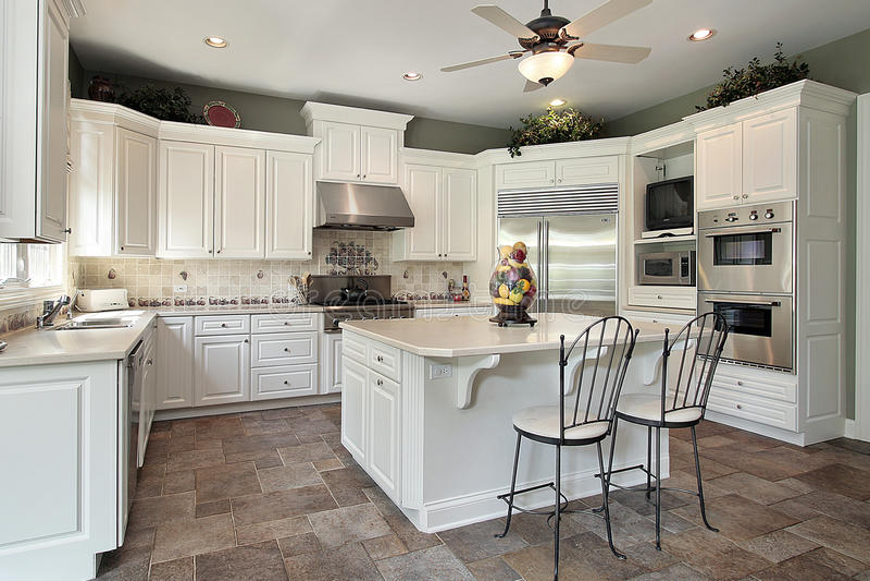 domowy kuchenny luksus obrazy royalty free