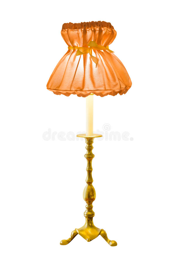 domowy lampowy oświetlenie obraz stock