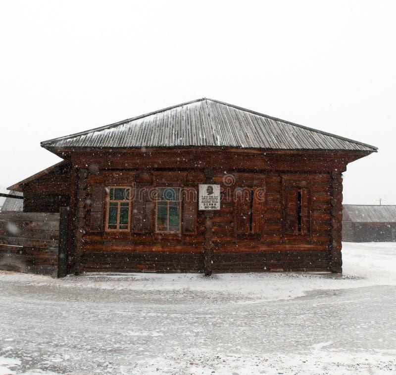 domowy Lenin s zdjęcia royalty free