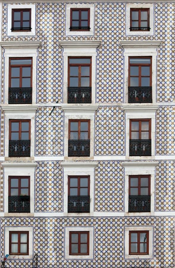 domowy Lisbon obraz royalty free