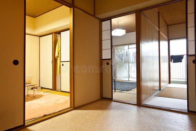 domowy salowy japończyk zdjęcie stock