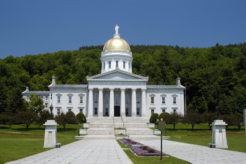 domowy stan Vermont zdjęcia royalty free
