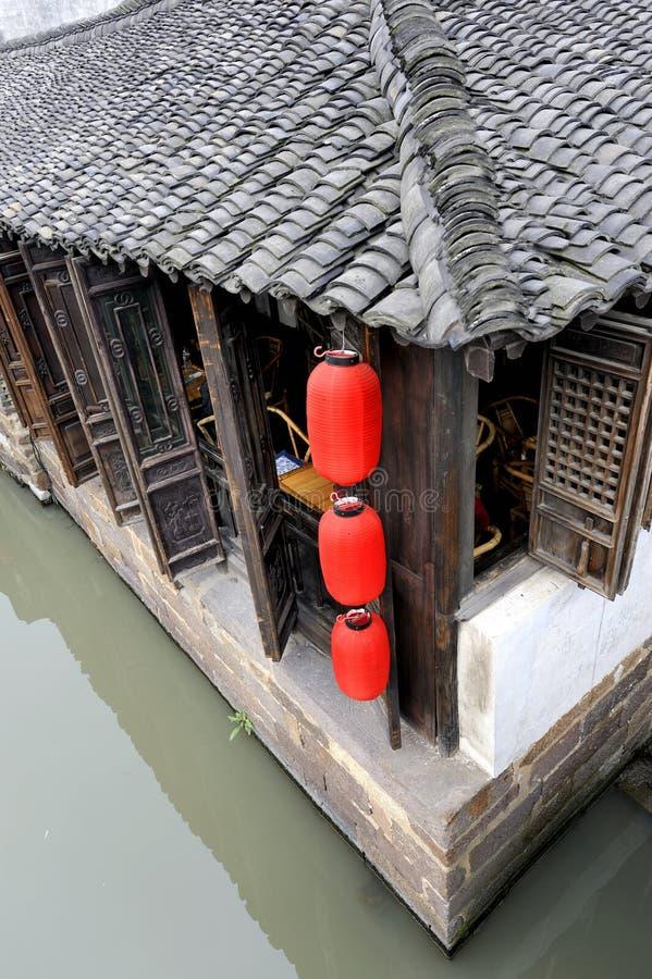 domowy stary herbaciany tradycyjny wuzhen zdjęcie royalty free