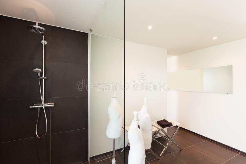 domowy wewnętrzny nowożytny zdjęcia stock