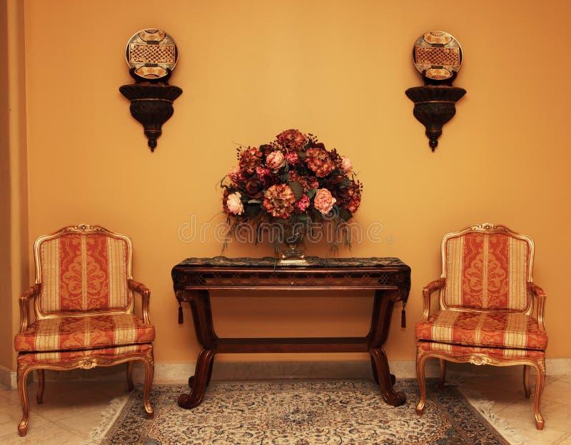 domowy wnętrze obrazy royalty free