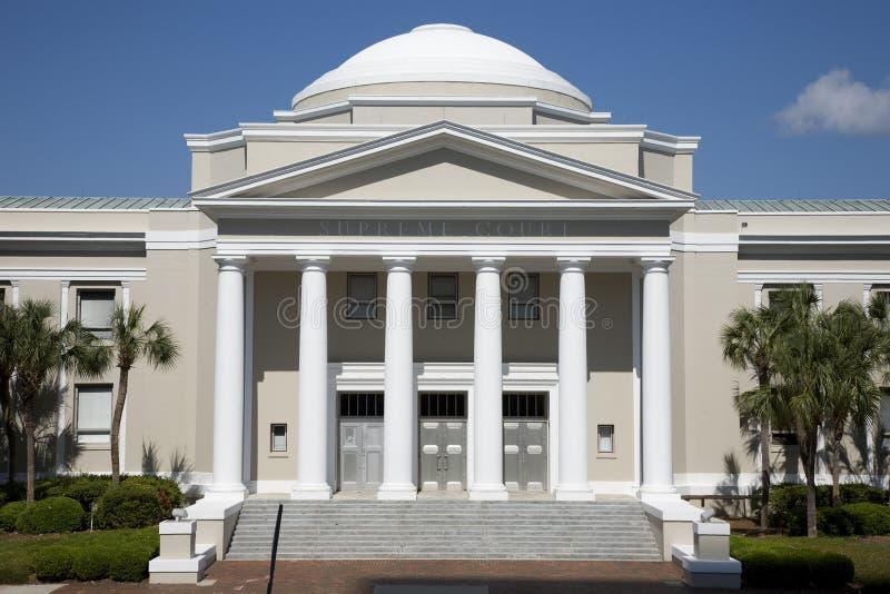 domstol suveräna florida royaltyfri fotografi