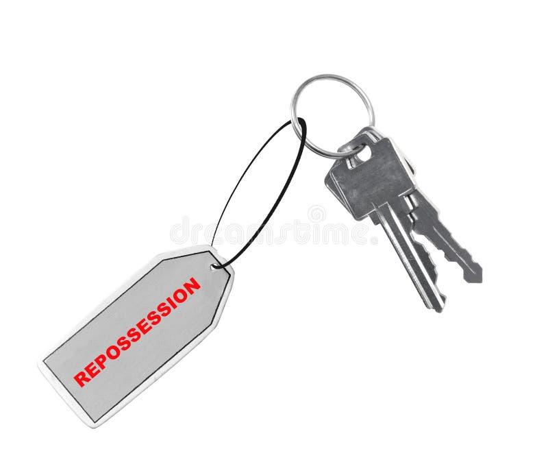 domu klucze odzyskane samochodu fotografia royalty free