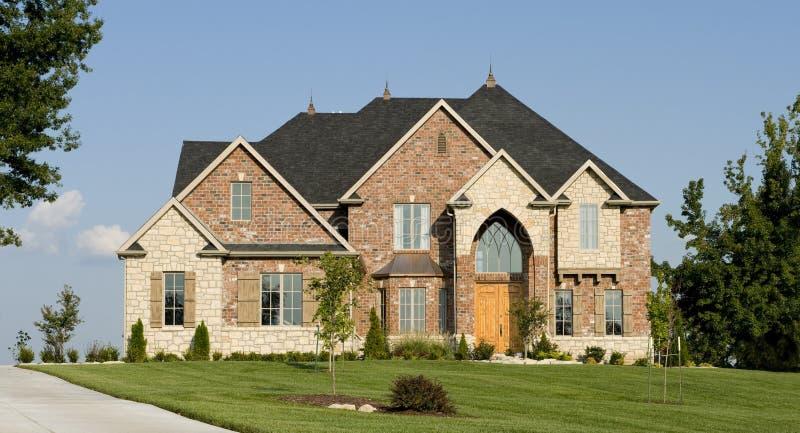 domu piękny dom obrazy royalty free