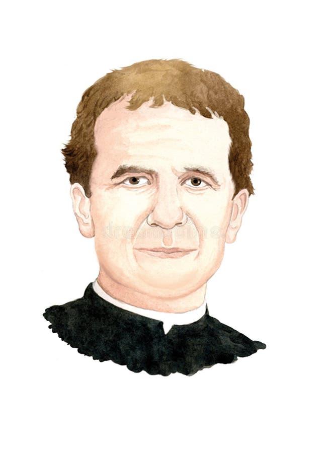 Don Bosco vektor abbildung