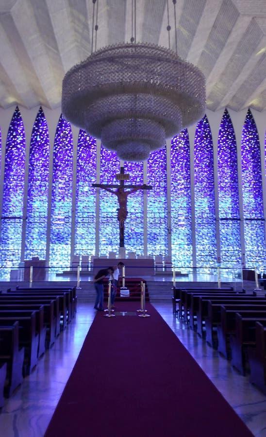 Don Bosco Sanctuary foto de archivo libre de regalías