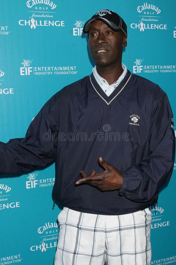 Download Don Cheadle Editorial Stock Image - Image: 22912234