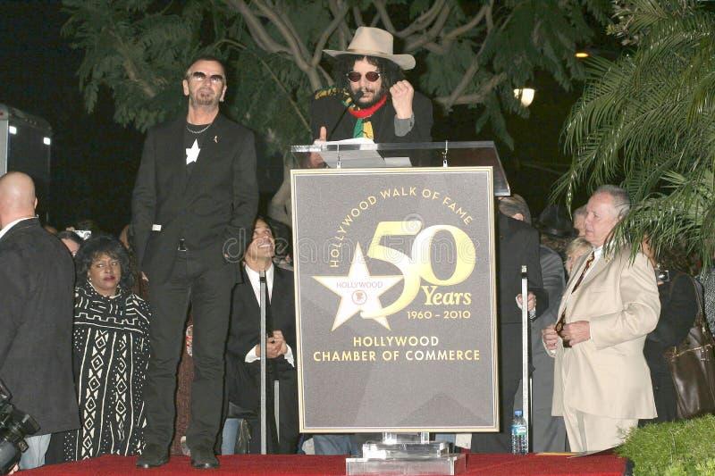 Don era, Ringo Starr fotografia stock