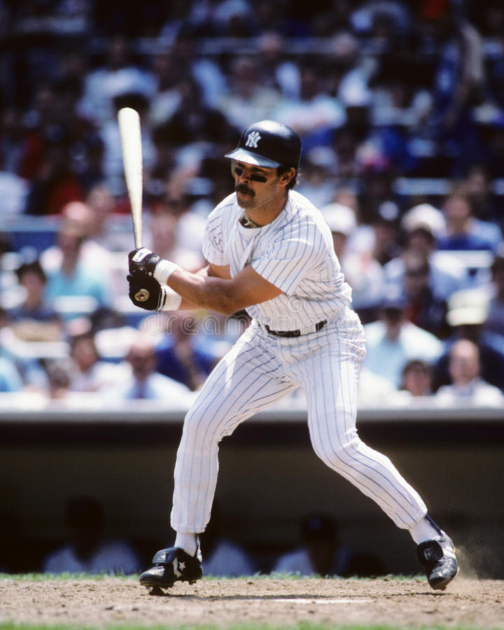 Don Mattingly images stock