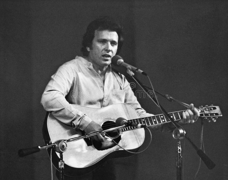 Don McLean images stock