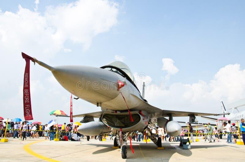 Don Muang Airshow 2013 imagen de archivo
