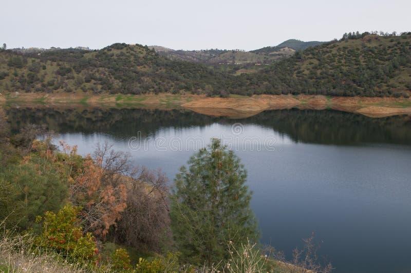 Don Pedro Lake stock photo