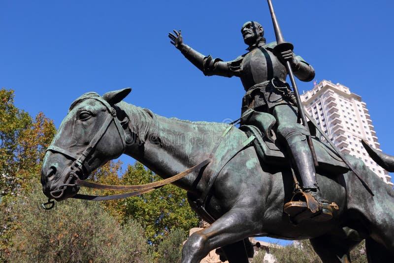 Don Quichote lizenzfreie stockfotografie