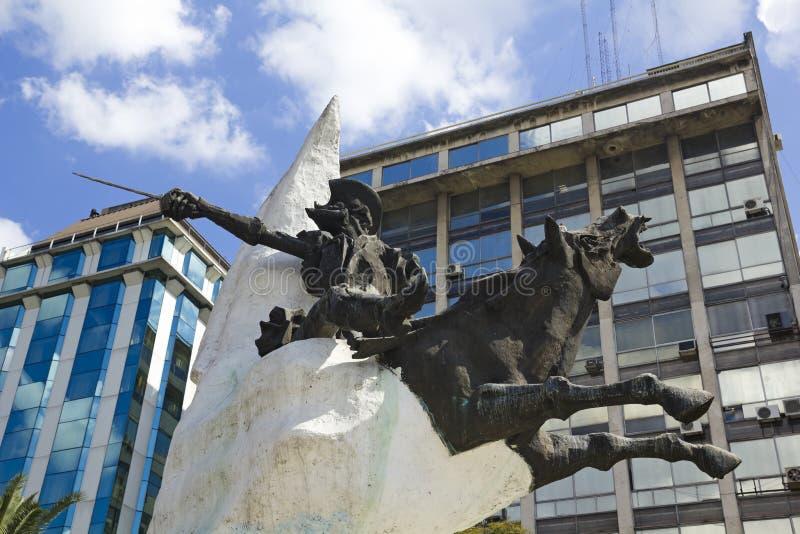 Don Quichote stockfotos
