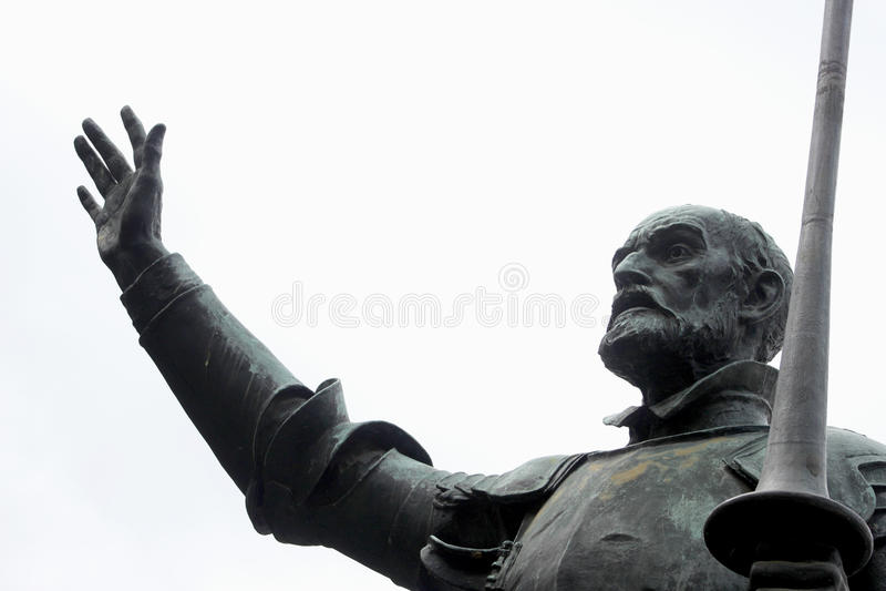 Download Don Quijote stock image. Image of cervantes, figure, crazy - 26310167