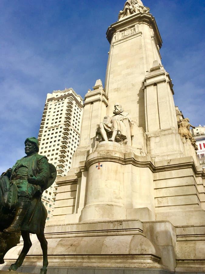 Don Quixote fotografia de stock royalty free