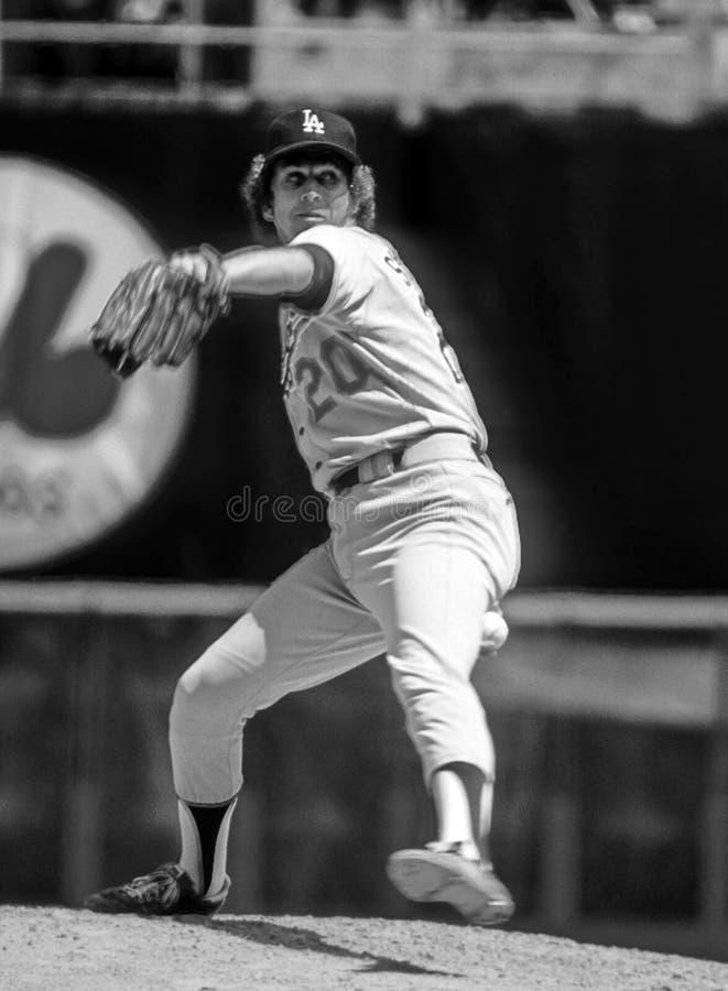 Don Sutton Los Angeles Dodgers stock fotografie