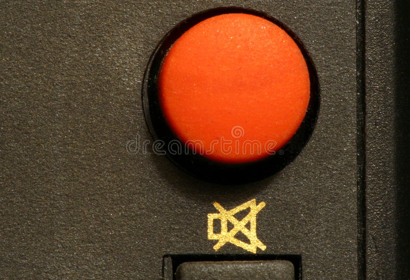 Download Don't speak! stock photo. Image of silent, calm, button - 1656064