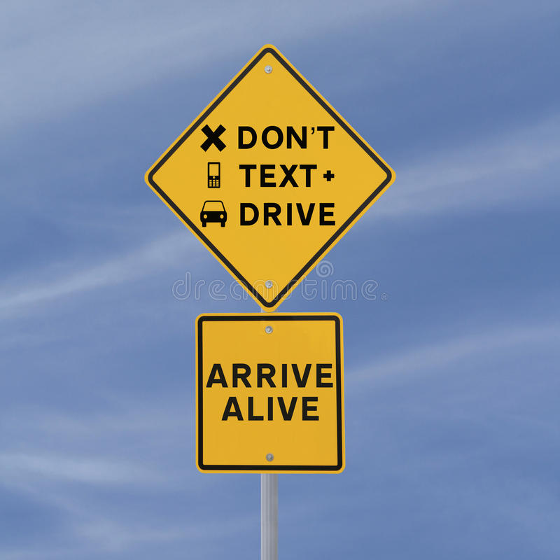 Don t Text & Drive!
