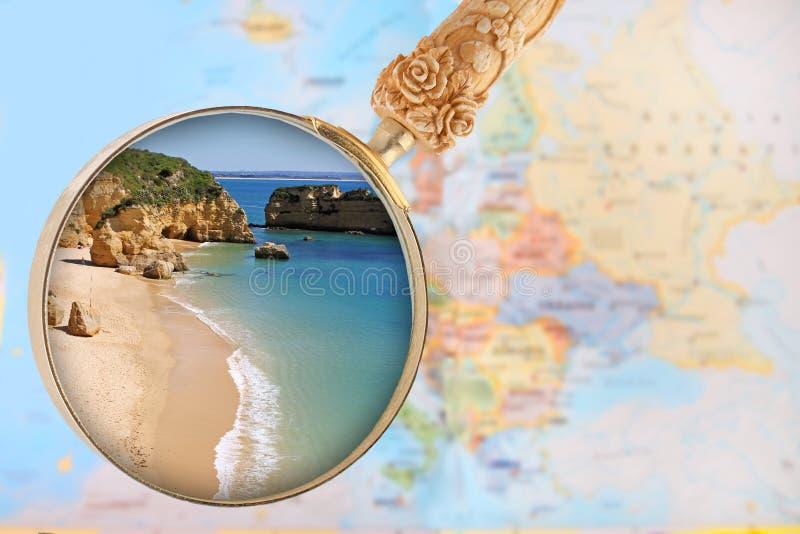 Dona Ana Beach fotografia de stock royalty free
