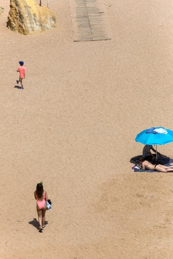 Dona Ana del Praia imágenes de archivo libres de regalías