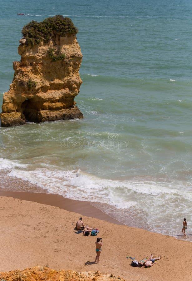 Dona Ana del Praia imagenes de archivo