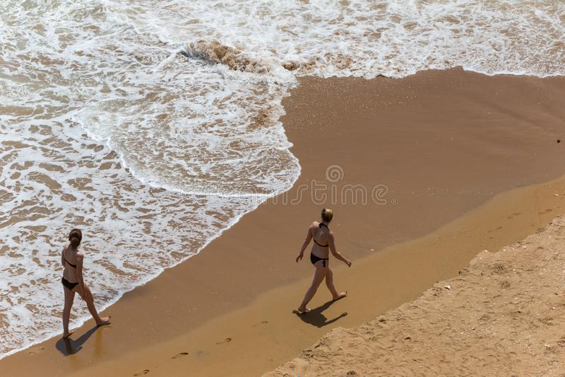 Dona Ana do Praia foto de stock