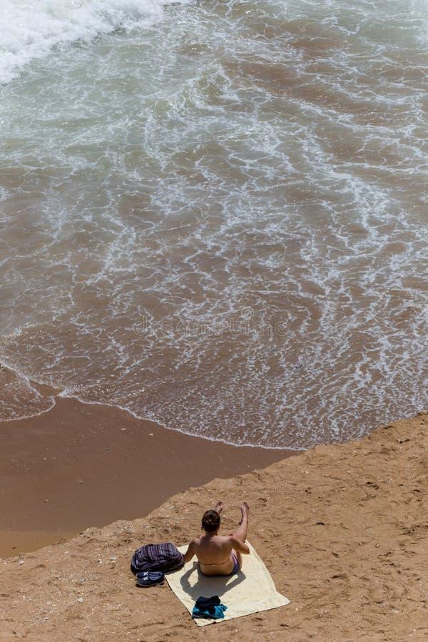 Dona Ana do Praia fotos de stock royalty free