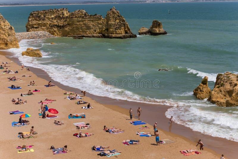 Dona Ana do Praia fotografia de stock royalty free