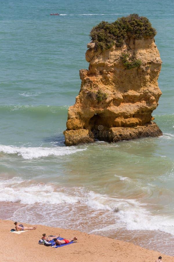 Dona Ana do Praia imagem de stock royalty free