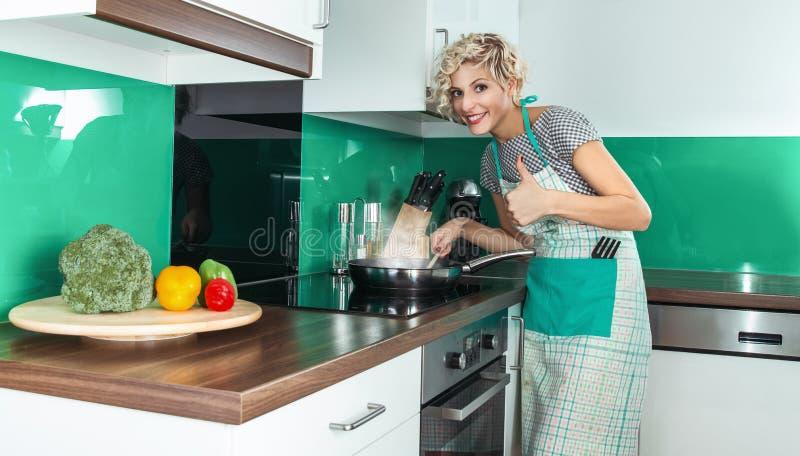 Dona de casa imagem de stock