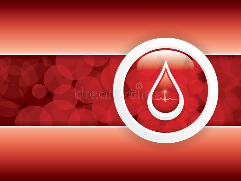 Donación de sangre libre illustration
