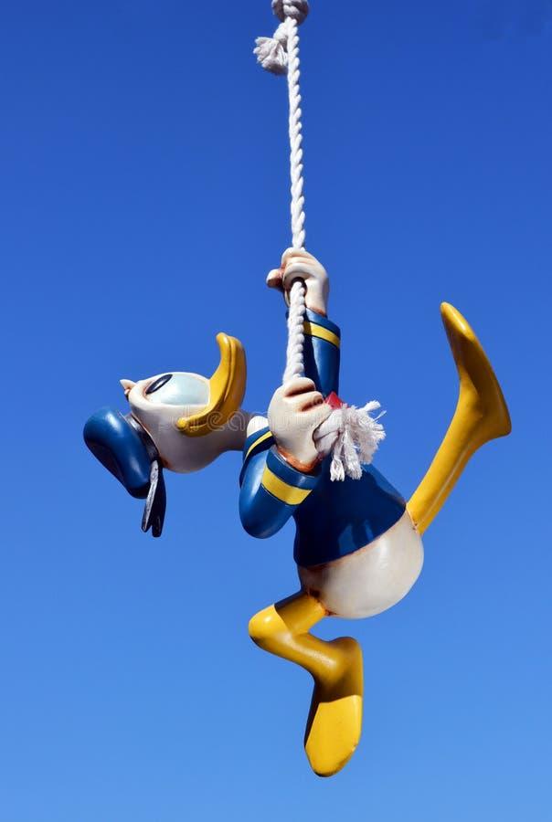 Donald Duck royalty-vrije stock fotografie