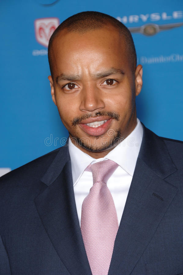 Download Donald Faison editorial stock image. Image of 2006, smith - 25134524